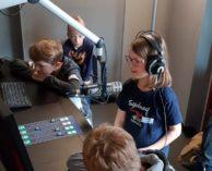 Studioführung Radio Argovia 2019